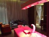 Hot sale Carbon infrarossi e lontano infrarosso fototerapia SPA termica Letto con sauna e massaggio