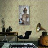Pittura a olio del Buddha per la decorazione