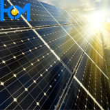3.2mm PVのモジュールの使用のArコーティングの緩和された極度の明確な太陽ガラス