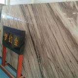 Mattonelle della parete della lastra del marmo dell'oro di buona qualità per vendere