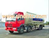 FAW 8x4 35 cúbico camión cisterna de cemento a granel