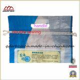 Sacchetto tessuto pp di plastica di imballaggio per farina, riso, fertilizzante, cemento