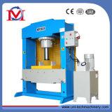 Tipo de marco potencia avanzada del equipo 300 toneladas de máquina de la prensa hidráulica (MDY300/35)
