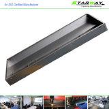 Kundenspezifische Laser-Ausschnitt-Teile mit Stahlmaterial