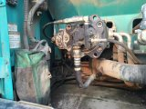 Máquina escavadora usada muito boa Kobelco Sk210-8 da esteira rolante da condição de trabalho (feito em 2013) para a venda