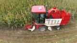 O mais tarde máquina da colheita de milho três com mudança da velocidade de Stepless
