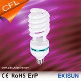Luz energy-saving espiral aprovada das lâmpadas T5 65W 85W de RoHS CFL do Ce meia
