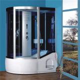 Cabina de hidromasaje de hidromasaje de tamaño grande completa para la venta