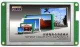 "800X480 5.0 "" модуль LCD высокой яркости 4:3 индикации TFT LCD (LMT050DNCFWU-NNB) с касанием"