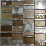 Vidro e mosaico United, Mosaico Mosaico de Metal