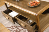 단단한 나무로 되는 거실 테이블 (M-X2198)