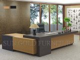 高い等級の贅沢な現代オフィスの管理の机(SZ-OD334)
