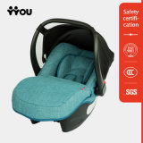 Sedi di automobile della neonata con la certificazione del Ce