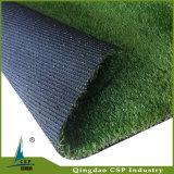 Relvado artificial da paisagem com tapete forte do revestimento do revestimento