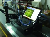 Máquina de medición de longitud de trama Base de granito con tecnología de patentes