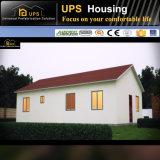 Casa prefabricada del diseño para la vida de la familia