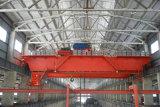 Metallo solido resistente che trasporta il fornitore della fabbrica della gru della fonderia
