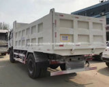 Dongfeng 4X2 10t -15t 팁 주는 사람 트럭 판매를 위한 덤프 트럭 12 톤
