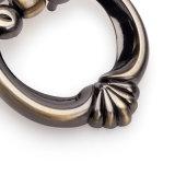 Maniglia in lega di zinco Bronze antica del Governo del cassetto del tenditore del hardware della mobilia