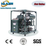 Mobile con Towing Type Double Vacuum Insulating Oil Purifier