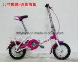 12дюйма складной велосипед, 4 цветов рамы,