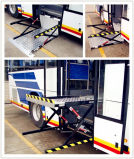 Carga 350kg do elevador da cadeira de rodas do barramento Wl-Uvl-1300 com certificado do Ce