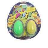 [16غ] ضعف يثب بيضة معجون لعبة