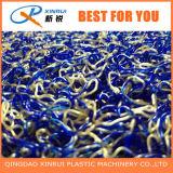 PVC 2 색깔 코일 매트 밀어남 생산 라인