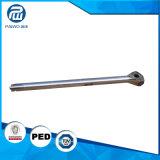 Peça hidráulica forjada de Rod do êmbolo de aço da liga da elevada precisão, fazer à máquina do CNC