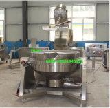 Popcorn industriale che fa la macchina del popcorn del gas della macchina