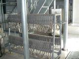Crochet de viande rouge Casting à gravité en aluminium
