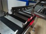 Laser die van de Vezel van de hoge Precisie de Vliegende Systeem met het Apparaat van de Transportband merken