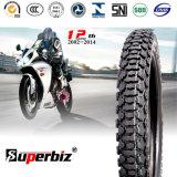 Nouveau OEM 18 pouces 6pr Nylon des pneus diagonaux de la courroie de caoutchouc naturel de la neige de boue Llanta Pattern PARA Moto (basse pression de pneu 3.00-18) avec l'ISO