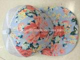 주문 고품질 세탁물 면 야구 모자