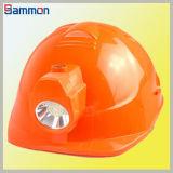 Casque de miner le travail intégré avec LED (SM024)