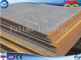 Plaque en acier de structure de matériau de la construction A36/Q235/Ss400 (FLM-RM-029)