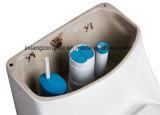 陶磁器の衛生製品のワンピースの洗面所300mm Siphonic