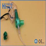 Masque de venturi d'oxygène médical ajustable réglable
