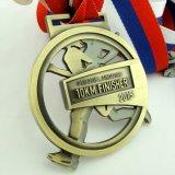 Таможня конструировала медаль марафона металла съездовское почетности