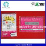 Scheda di plastica della graffiatura del PVC, scheda della graffiatura di numero di Pin