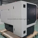 CNC van de Reparatie van het Wiel van de Legering van de Besnoeiing van de Diamant van het Type van PC de Machine van de Draaibank