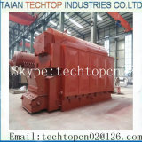 Industriële Stoom met de Fabrikant van de Boiler van de Steenkool (Biomassa, Gas, Diesel)