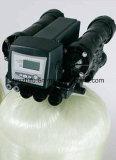 FRP tanques Filtro de carbón activado con multifuncionales válvulas reguladoras de caudal