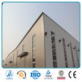 SGS утвердил Сборные стальные рамы портала освещения структура практикума на заводе (SH-674A)