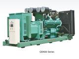 Générateur électrique de diesel de Cummins de machines lourdes de Changhaï