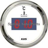 """Sq 2 """"52mm Digital Water Temp Gauge Meter 25-120 12V 24V avec rétro-éclairage"""