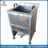 Chips fritadeira eléctrica / Máquina de fritura de frango frito peixes / máquina