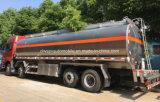 Foton сверхмощное 8X4 30 топлива топливозаправщика тележки 4 тонн топливного бака Axles