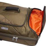 A qualidade rodou o saco grande da bagagem do Duffle do lazer do curso da capacidade do trole