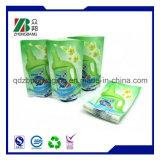 洗濯洗剤の包装の口の袋をカスタマイズしなさい